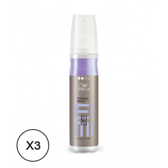 WELLA PROFESSIONALS Eimi Thermal Image Wärmeschützendes Spray 3x150ml