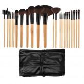 Set von 24 Make-up-Pinseln