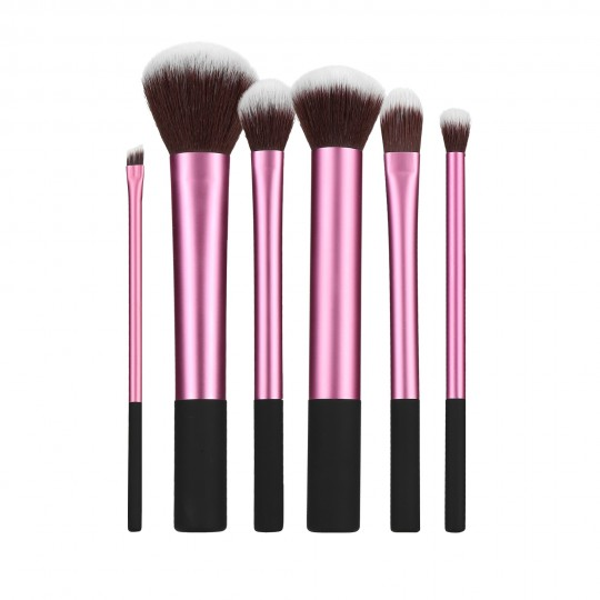 Set mit 6 Make-up Pinsel - 1