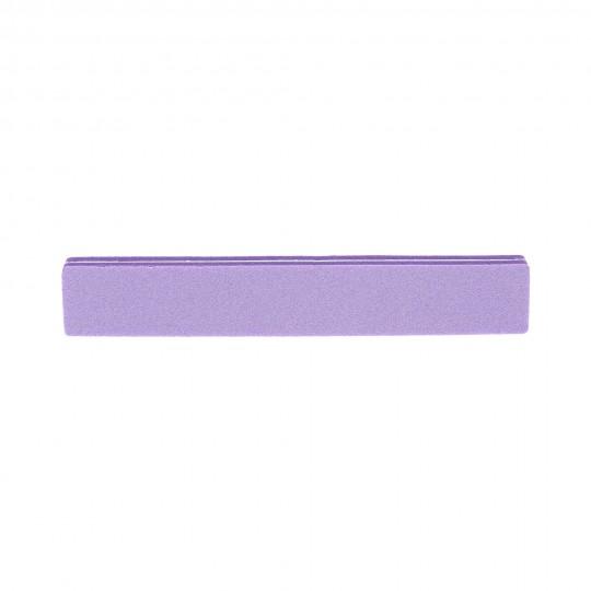 Zweiseitige Polierfeile - violett 100/180