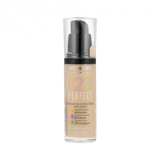 BOURJOIS 123 Perfect Foundation 30 ml - 1
