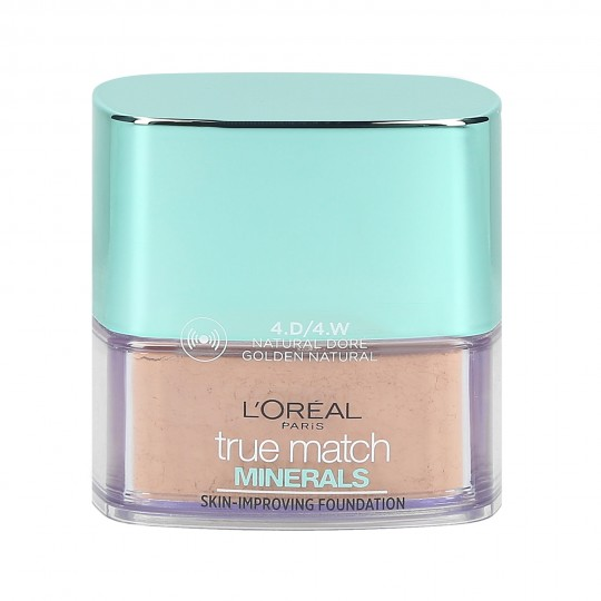 L'OREAL PARIS TRUE MATCH Mineral-Puder-Foundation 10g