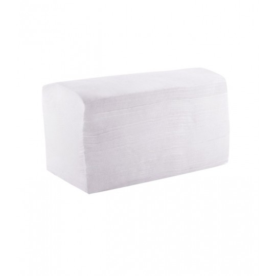 EKO-HIGIENA Kosmetiktücher Glatt 25x20cm 100 Stück - 1