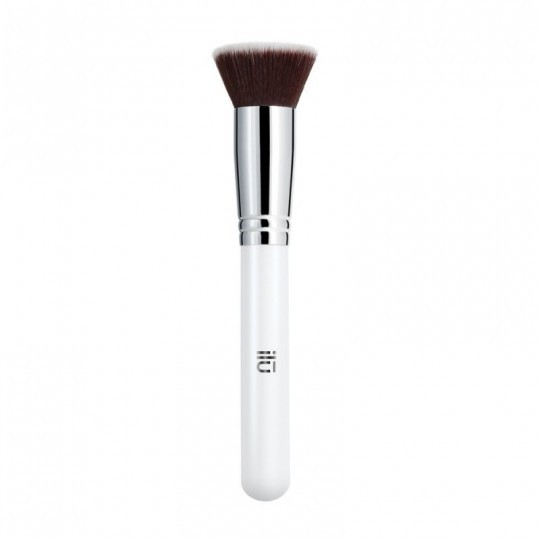 ilū by Tools For Beauty, 101 Flach Top Kabuki Foundation Pinsel