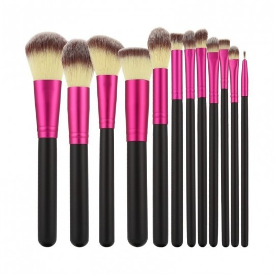 MIMO by Tools For Beauty, Set mit 12 Make-up Pinsel