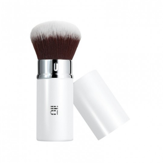 ilū by Tools For Beauty, 201 Einziehbar Kabuki Foundation Pinsel