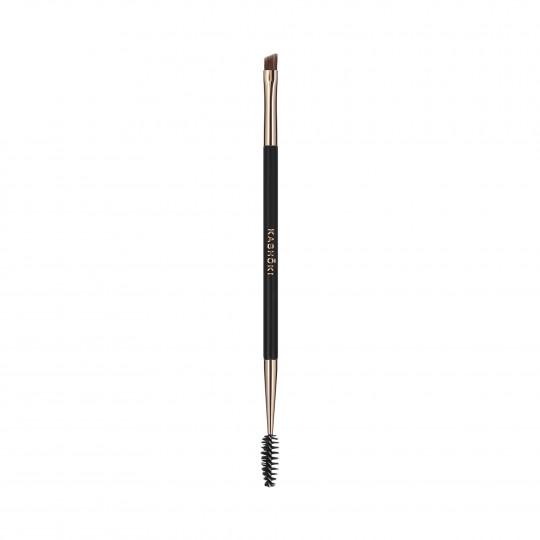 KASHŌKI 412 Lash Brow Brush Augenbrauen und Wimpern Pinsel