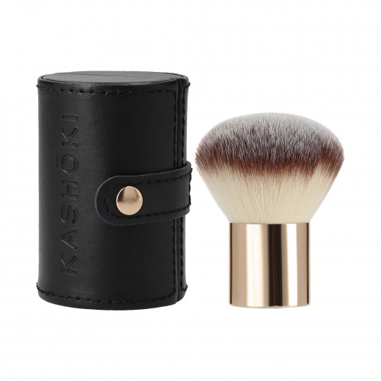 KASHŌKI 200 Kabuki Brush Foundation und Puder Pinsel