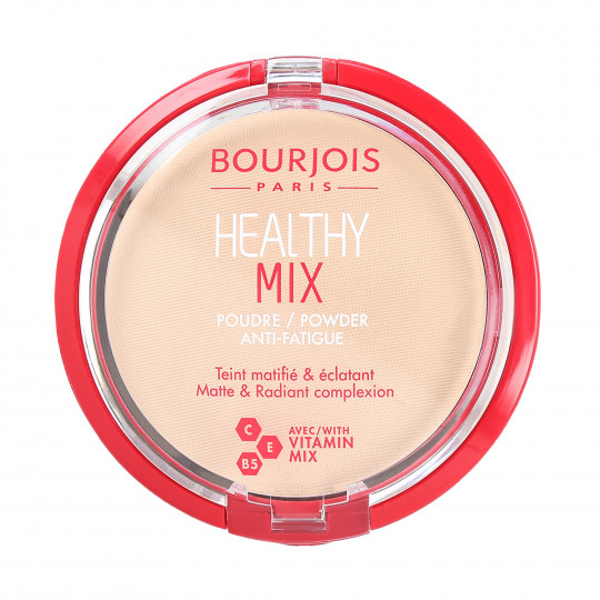 BOURJOIS HEALTHY MIX Mattierender Kompaktpuder 8g - 1
