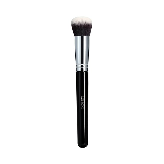 LUSSONI PRO 106 Round Top Kabuki Brush Pinsel für mineralischen Foundations - 1