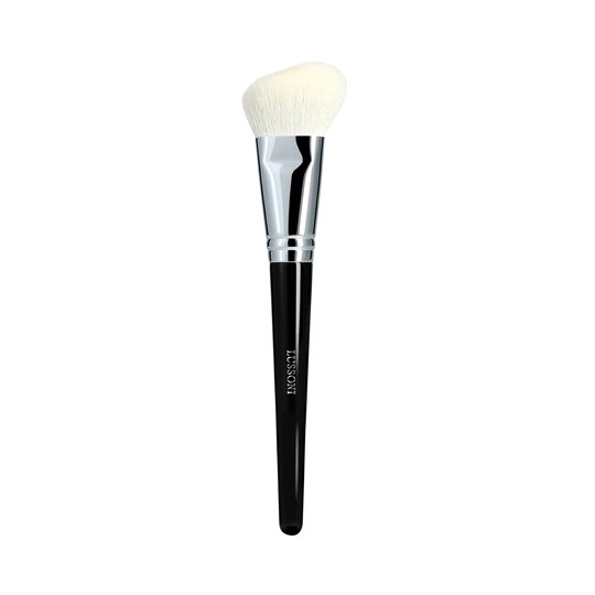 LUSSONI PRO 300 ANGLED BLUSH BRUSH Pinsel für Rouge Bronzer oder Highlighter - 1