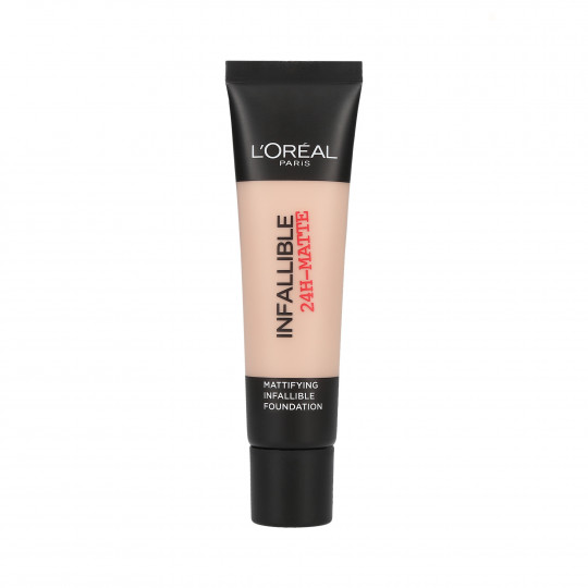 L'OREAL PARIS Infallible 24h Matte Foundation 36ml