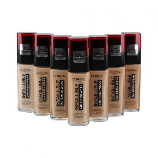 L'OREAL PARIS INFALLIBLE 24H Fresh Wear Foundation 30ml