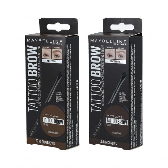 MAYBELLINE TATTOO BROW Pomade Augenbrauenpomade - 3