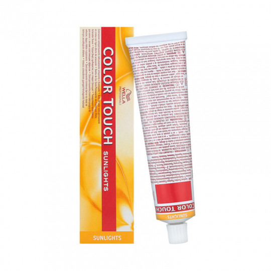 WELLA PROFESSIONALS COLOR TOUCH Sunlights Tönungscreme ohne Ammoniak 60ml - 7