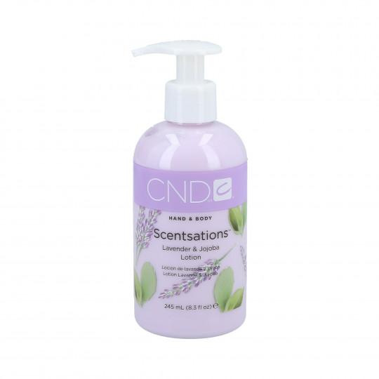 CND SCENTSATIONS Lotion für Hände und Körper Lavendel & Jojoba 245ml - 1