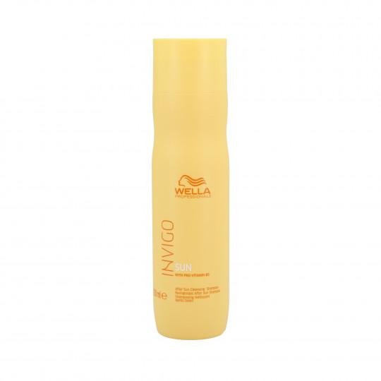 WELLA PROFESSIONALS INVIGO SUN Shampoo nach dem Sonnenbad 250ml
