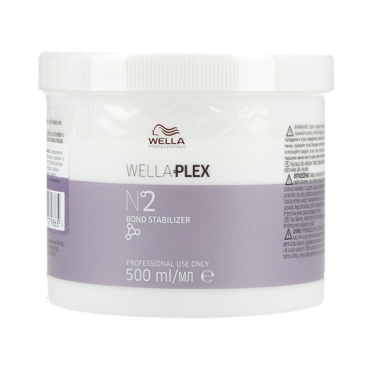 WELLA PROFESSIONALS WELLAPLEX No2 Bond Stabilizer Verstärkende Maske 500ml - 1