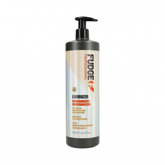 FUDGE PROFESSIONAL LUMINIZER Moisture Boost Conditioner 1000ml