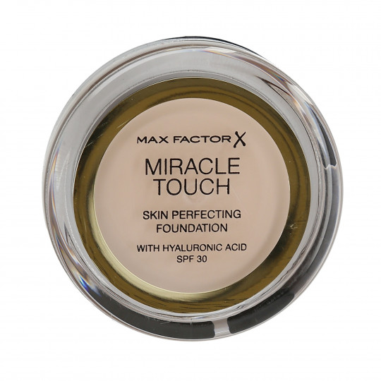 MAX FACTOR MIRACLE TOUCH Abdeck-Kompakt-Foundation SPF30