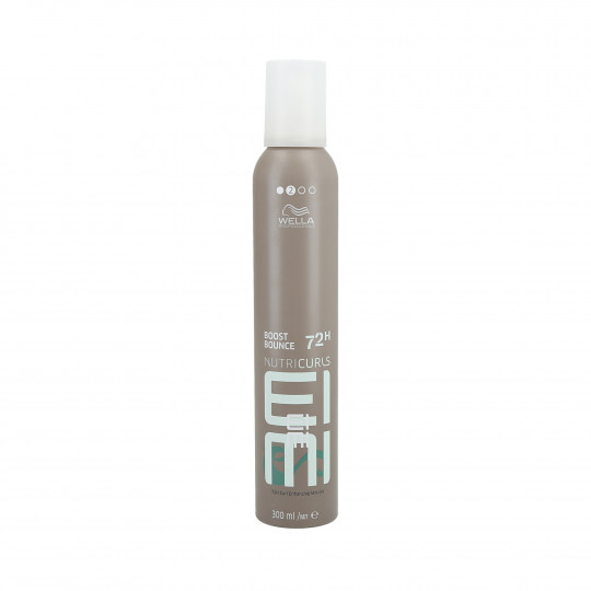 WELLA PROFESSIONALS EIMI NUTRICURLS Boost Bounce Locken-Schaum 300ml