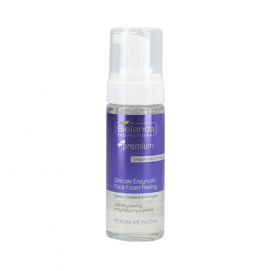 BIELENDA PROFESSIONAL MICROBIOME Sanftes enzymatisches Peeling - Schaum 160ml - 1
