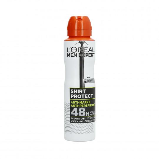 L'OREAL PARIS MEN EXPERT Shirt Protect Deo Spray 150ml