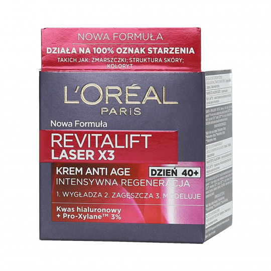 DERMO EXPERTISE REVITALIFT LASER X3 CREAM 50ML