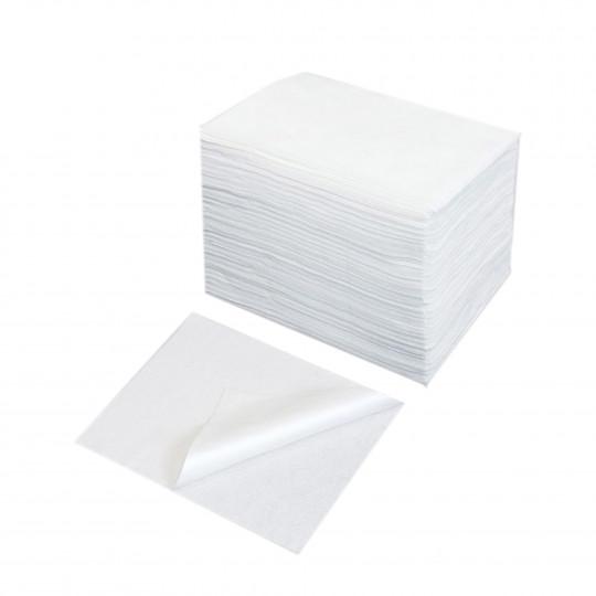 EKO-HIGIENA Vliesstoff-Handtuch für Pediküre 50cm / 40cm 100 Stück