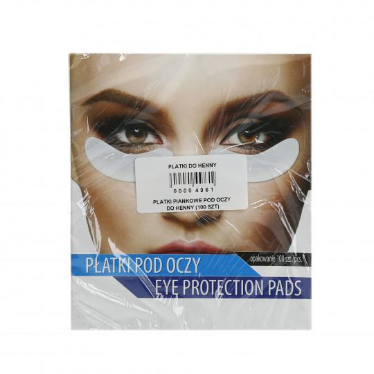 Eko - Higiena Einweg-Schutzbänder Henna-Färbung 100 stk. - 1