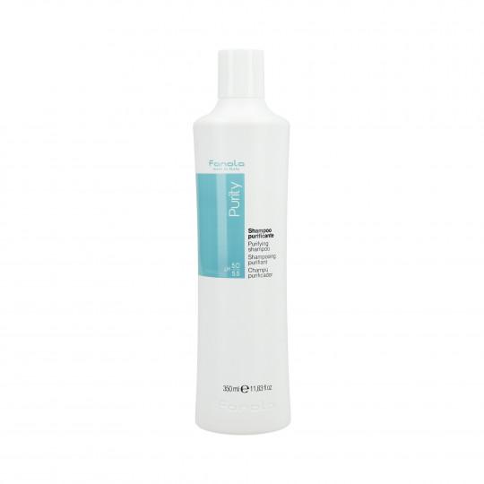 FANOLA PURITY Anti-Dandruff Anti-Schuppen-Reinigungsshampoo 350ml - 1