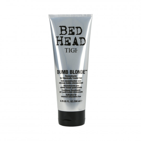 TIGI BED HEAD DUMB BLOND Reconstructor Conditioner für blondes Haar 200ml - 1