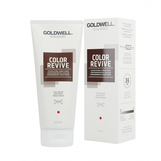 GOLDWELL DUALSENSES COLOR REVIVE Tönungsconditioner Cool Brown 200ml