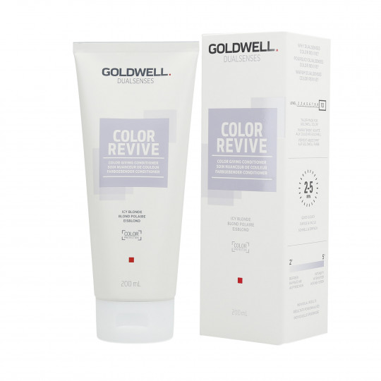 GOLDWELL DUALSENSES COLOR REVIVE Tönungsconditioner Icy Blonde 200ml