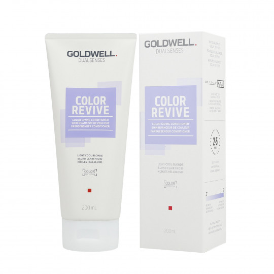 GOLDWELL DUALSENSES COLOR REVIVE Tönungsconditioner Light Cool Blonde 200ml