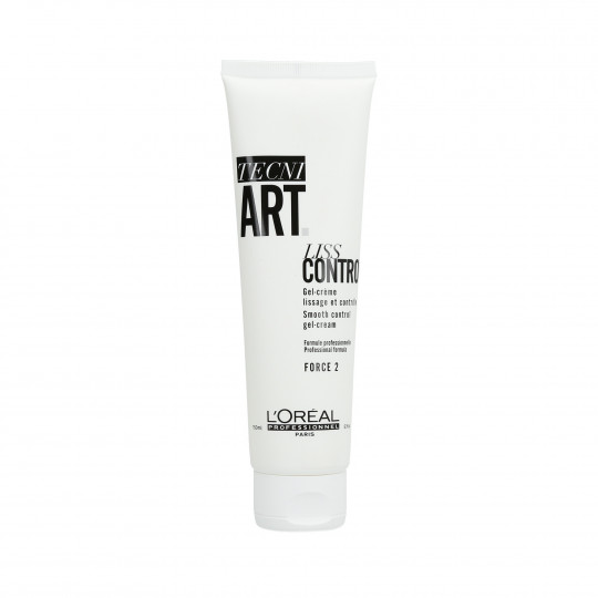 L'OREAL PROFESSIONNEL TECNI.ART Liss Control Glättendes Creme-Gel 150ml