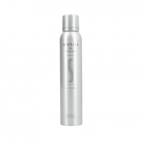 BIOSILK SILK THERAPY Shine On Glanz-Conditioner 2in1 150g
