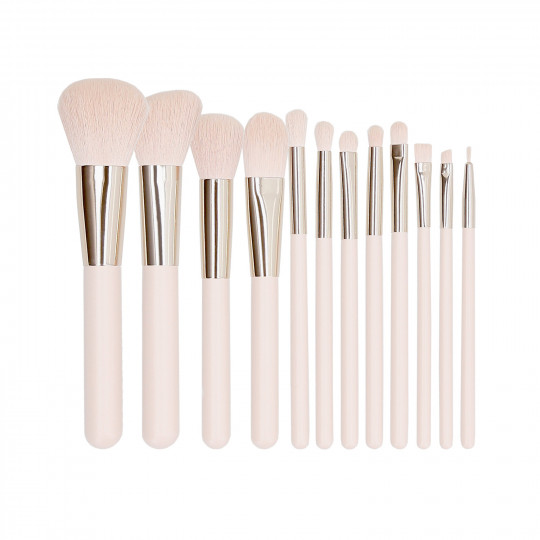 Set von 12 Make-up-Pinseln