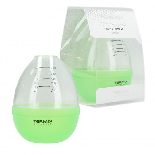 TERMIX Shaker zum Mischen von Haarfärbemittel - Grün