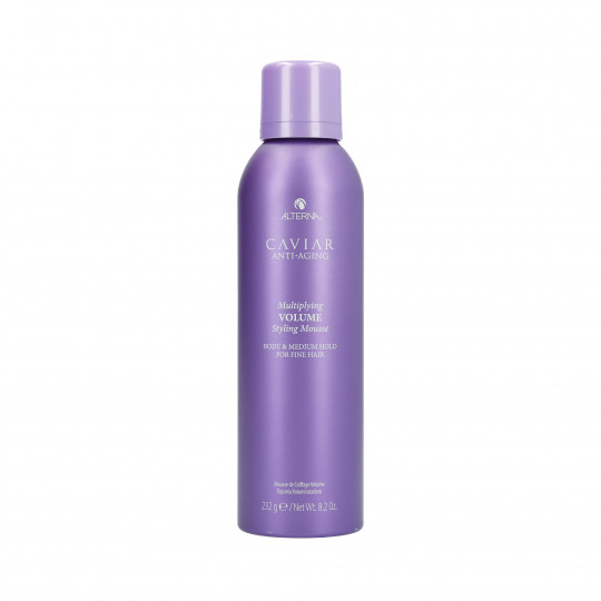 ALTERNA CAVIAR ANTI-AGING MULTIPLYING VOLUME Styling-Schaum 232g