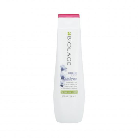 BIOLAGE COLORLAST Purple Violett-Shampoo für blondes Haar 250ml
