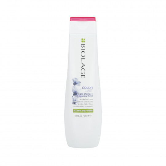 MATRIX BIOLAGE COLORLAST Purple Violett-Shampoo für blondes Haar 250ml