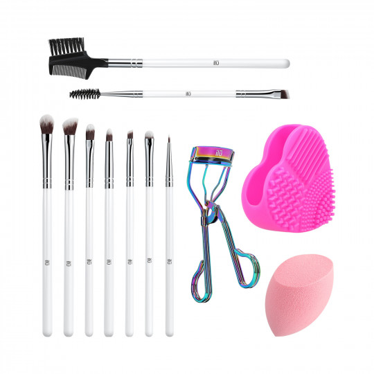 ilū by Tools For Beauty, More Than Meet The Eyes - Makeup Pinsel Set