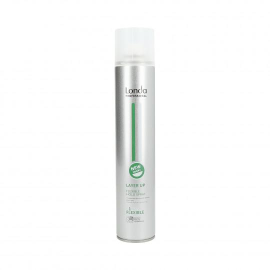 LONDA STYLING Layer Up Haarspray für elastischen Halt 500ml