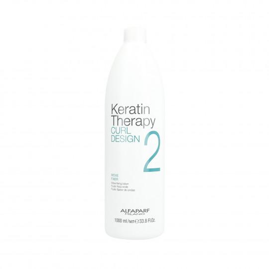 ALFAPARF KERATIN THERAPY CURL DESIGN Neutralisator 1000ml