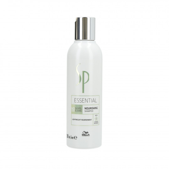 WELLA SP ESSENTIAL Nourishing Nährendes Shampoo 200ml