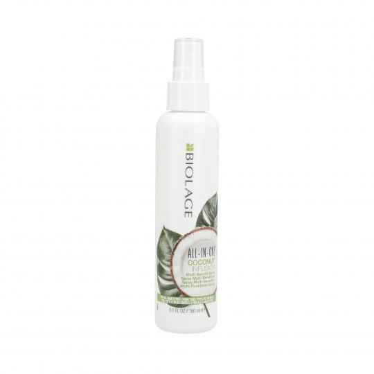 BIOLAGE ALL IN ONE Coconut Mehrzweck-Haarspray 150ml