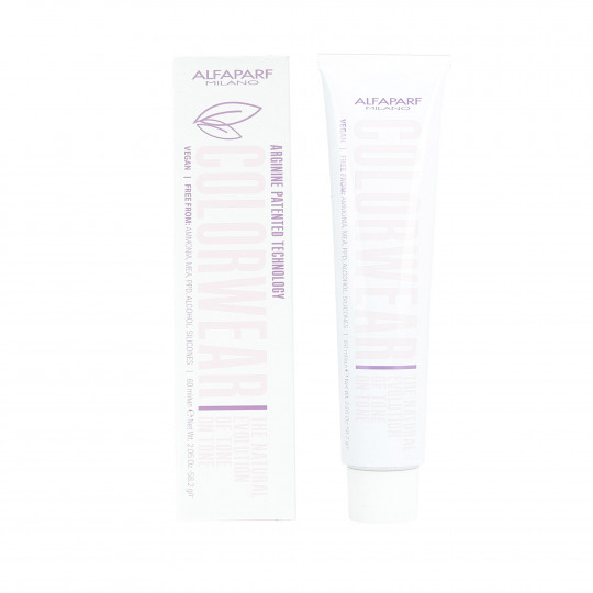 ALFAPARF COLOR WEAR Tönungscreme ohne Ammoniak 60ml