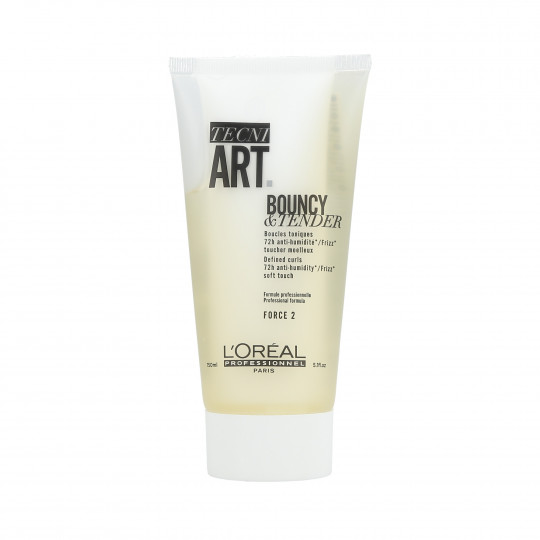L'OREAL PROFESSIONNEL TECNI.ART Bouncy&Tender Creme-Gel für Locken 150ml