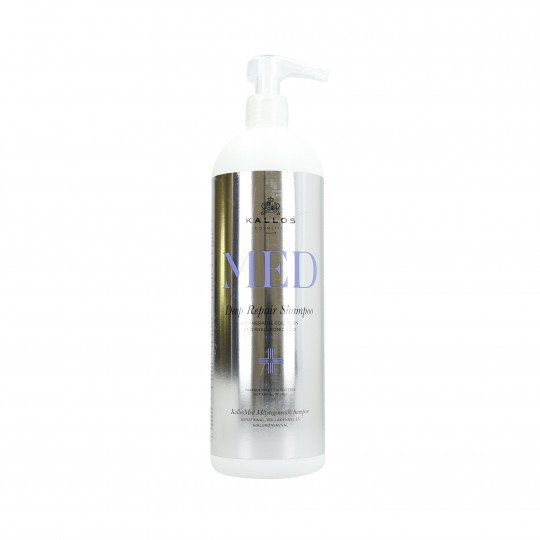 KALLOS MED Deep Repair Regenerierendes Shampoo 1000ml